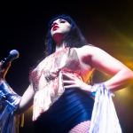 Glam Skanks opening for Adam Ant at Fonda Theatre -- Photo: ZB Images-9499