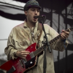 Black Lips, Air + Style at the Rose Bowl, photo by Wes Marsala