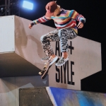 CJ Collins at Air + Style 2018 by Steven Ward