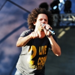 Eric Andre at Beach Goth V by Steven Ward