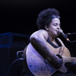 Kimya Dawson, Burger A-Go-Go, photo by Wes Marsala