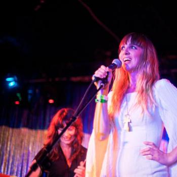 The Mynabirds with Deep Time and Pony Boy at The Satellite - Photos- July 31, 2012