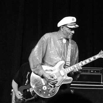 Chuck Berry at Pala Casino Photos22