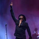 Bernard Fowler Celebrating David Bowie at The Wiltern