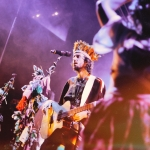 Crystal Fighters at the Observatory by Steven Ward