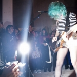 Deap Vally, photo by Wes Marsala