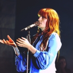 Florence and The Machine live photos