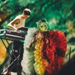 Björk at FYF 2017 by Steven Ward