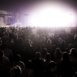 Bloc Party, FYF Fest, photo by Wes Marsala