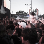 Crowds, FYF Fest, photo by Wes Marsala
