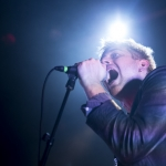 Gang of Four, The El Rey, photo by Wes Marsala