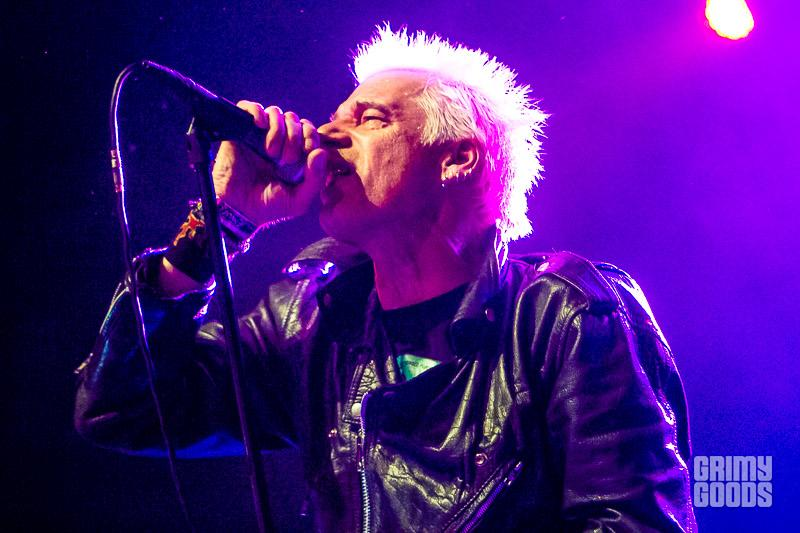 GBH with The Adolescents at Fonda Theatre - Photos Review - Sept. 13, 2014