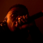 Vince Staples at the Forum -- Photo: Wes Marsala