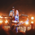 Haim at the Fox Theater by Steven Ward