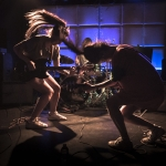 Hind, The Echo, photo by Wes Marsala