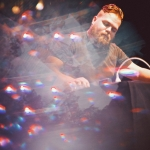 Com Truise at The Greek Theater Photos by ceethreedom