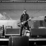 Anti-Flag, It's Not Dead Fest, photo by Wes Marsala