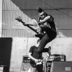 Anti-Flag, It's Not Dead Fest, photo by Wes Marsala