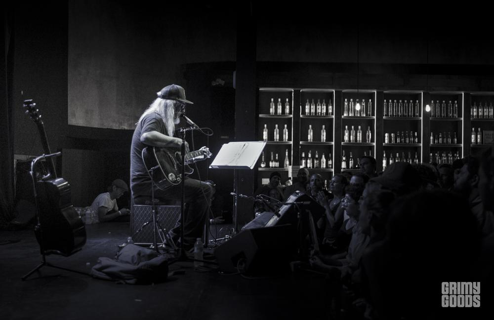 J Mascis performs stunning acoustic set at Constellation Room ...
