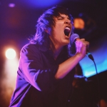 Jen Cloher at The Echo by Steven Ward