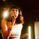 Jessica Hernandez & The Deltas with Girlpool at The Echo - Photos Review - July 15, 2014