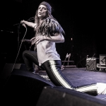 Juliette Lewis, The Fonda Theater, photo by Wes Marsala