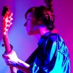 Karen O at Masonic Lodge- Photos Review - September 17, 2014