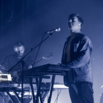 Mount Kimbie at the El Rey Theatre