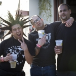 Musink Fans, photo by Wes Marsala