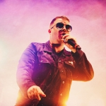 Run the Jewels at the Shrine Expo Hall by Steven Ward