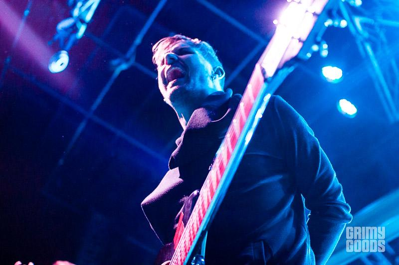 The Blood Brothers with Dunes at the Observatory- Photos Review - Nov. 21, 2014