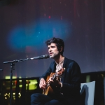 Devendra Banhart by Andrew Gomez