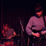White Arrows, Trails and Ways, GRMLN @ The Catalyst Photos by Michelle Borreggine