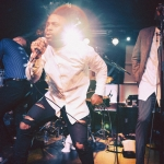 Young Fathers at The Echo Photos by ceethreedom