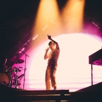 Young the Giant at the Five Point Amphitheater by Steven Ward