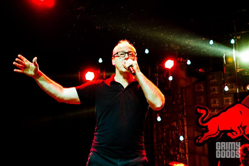 Bad Religion photos red bull 30 days in la