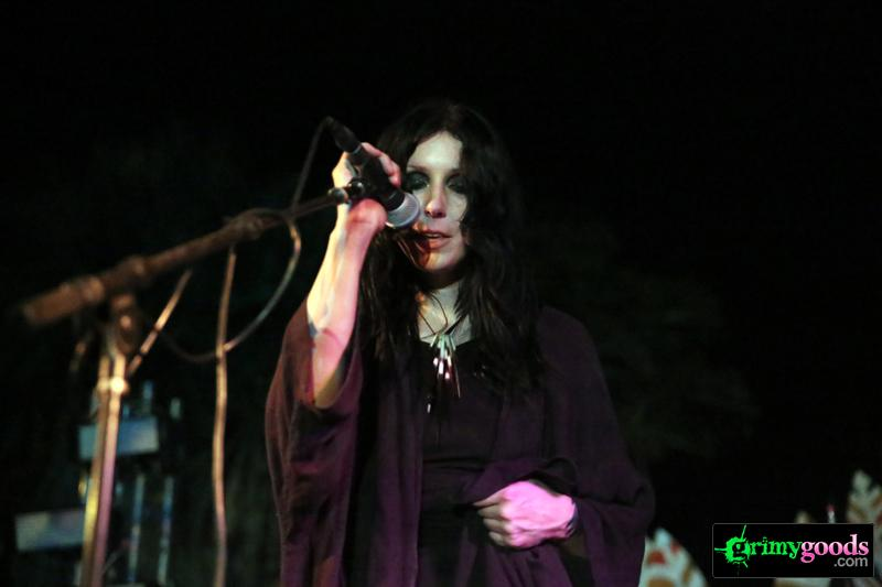 Chelsea Wolfe photos desert daze