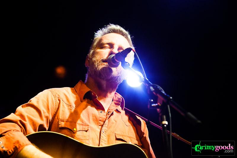Billy Bragg photos at el rey theatre review