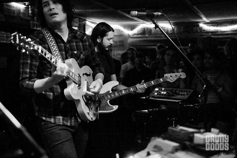 The Black Angels at Pappy and Harriet's Photo by Dominoe Farris-Gilbert
