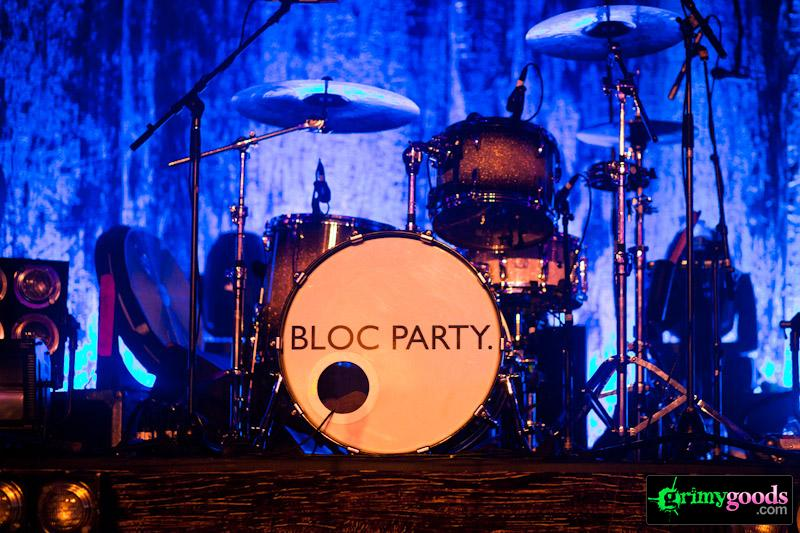 Bloc Party with Dum Dum Girls at Hollywood Palladium – Photos Review