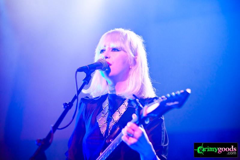Bloc Party with Dum Dum Girls At The Hollywood Palladium - Photos- December 7, 2012