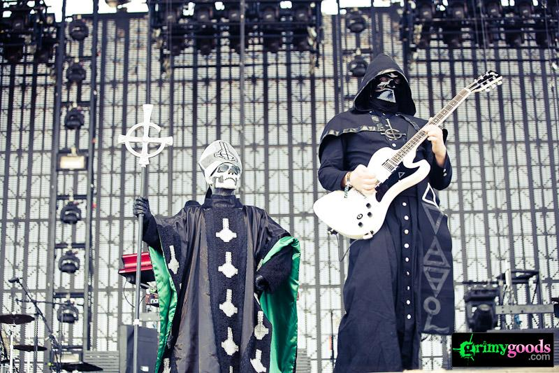 GHOST B.C. photos coachella