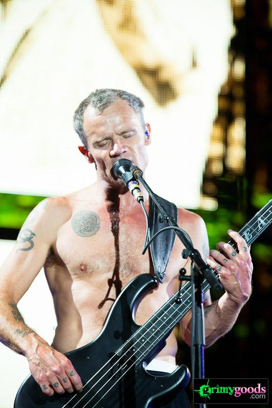 RED HOT CHILI PEPPERS photos Coachella