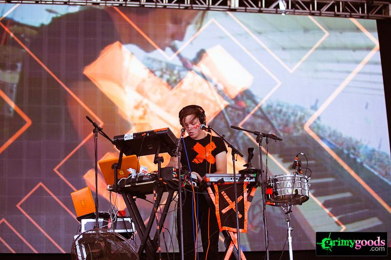 ROBERT DELONG photos coachella