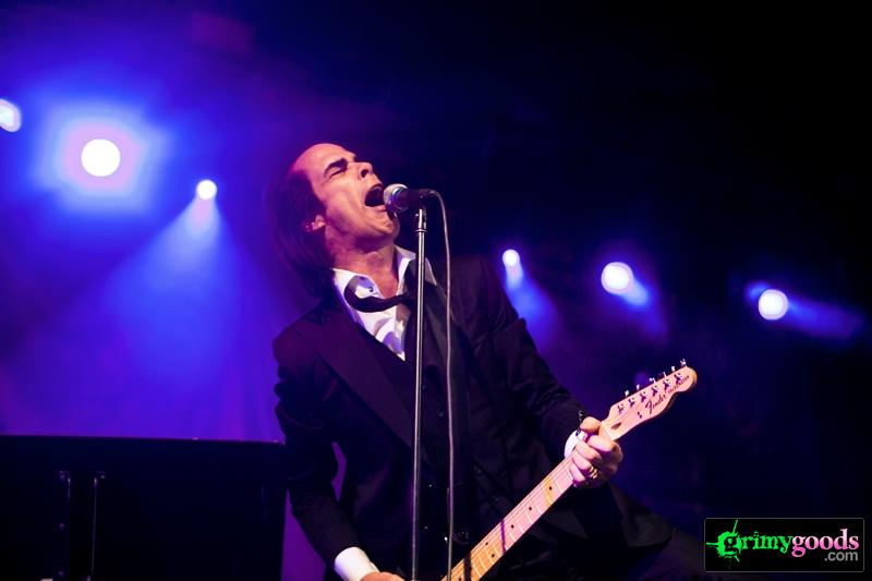 GRINDERMAN photos coachella