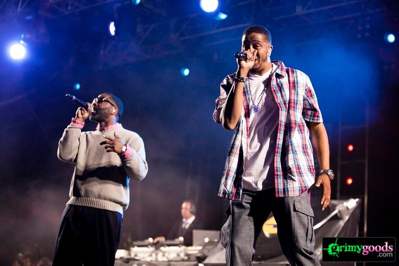 JURASSIC 5 photos coachella