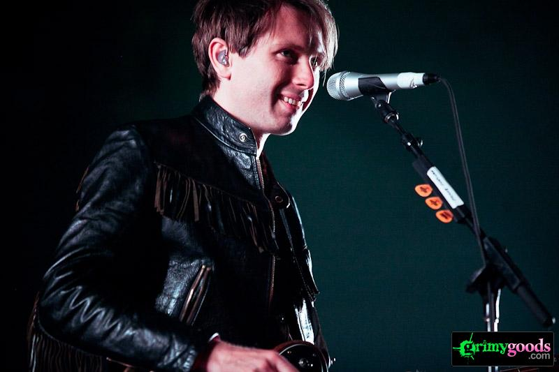 FRANZ FERDINAND coachella photos