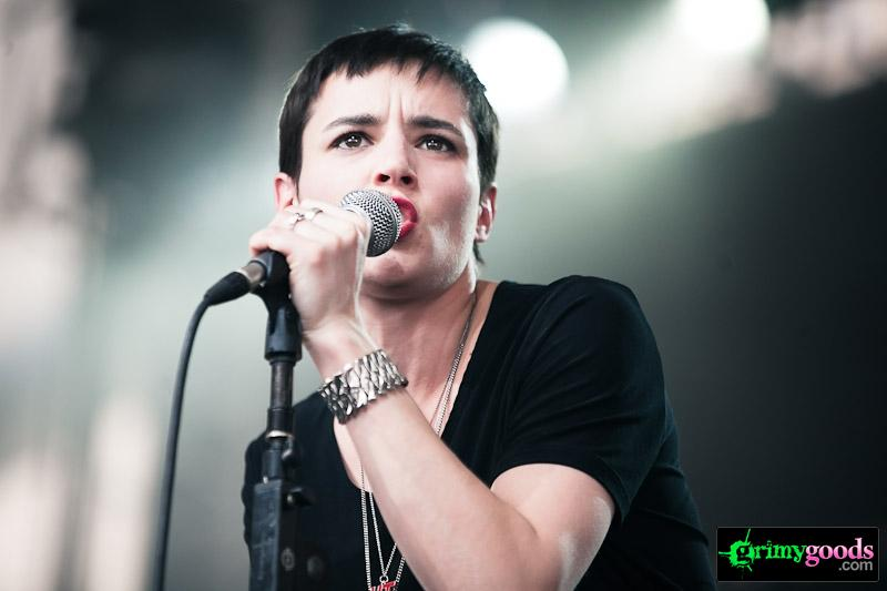 Savages Coachella photos