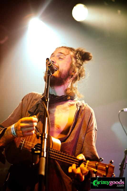 Crystal Fighters band photos