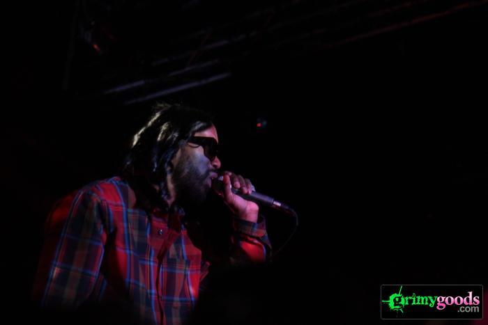Dam Funk photos at the Echoplex